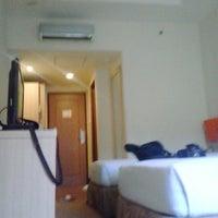 Photo taken at Abadi Hotel Jogja by Zep R. on 1/10/2014