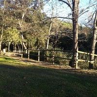 Photo taken at Parc De La Riera by Ma Angels P. on 12/1/2013