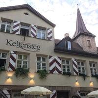 Photo taken at Kettensteg by Seb on 5/20/2017