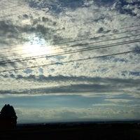 Photo taken at 長沼町 by Nana on 9/16/2015