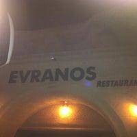 Photo taken at Evranos Restaurant by Olivia M. on 7/7/2013