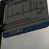 Photo taken at CTA Bus Stop 9270 by Alfie M. on 8/13/2016