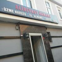 Das Foto wurde bei Alibeykoy Hamamı von Barış B. am 1/11/2014 aufgenommen