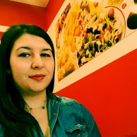 Photo taken at Pasaport Pizza by Canan T. on 2/26/2015