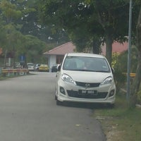 Photo taken at Kolej Kemahiran Tinggi Mara, Beranang, Selangor by Mafize I. on 10/26/2015