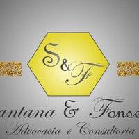Photo taken at Santana & Fonseca Advogados Associados by Danilo M. on 10/28/2013