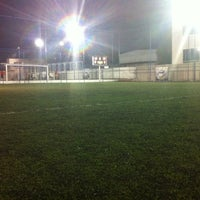 Photo taken at las canchas sin limite by David V. on 6/13/2014