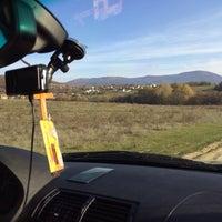 Photo taken at Водопад Козырек by Alexey V. on 10/27/2013