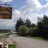 Photo taken at 75 Gelincik Kahvaltıevi by Mehmet T. on 3/29/2014