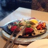 Photo taken at Banjara Indian Cuisine by Michael on 4/16/2013