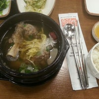 Photo taken at 제주샬레 by Hil C. on 9/30/2014