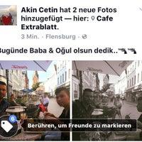 Photo taken at Café Extrablatt by Akin C. on 9/10/2016