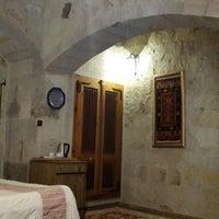 6/14/2014 tarihinde Abdurrahman Ö.ziyaretçi tarafından Sultan Cave Suites Goreme'de çekilen fotoğraf