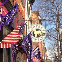 Photo taken at Kooper's Tavern by Michael F. on 1/27/2013