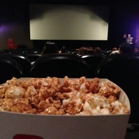 Photo taken at Yelmo Cines Icaria 3D by Fernanda C. on 10/28/2012