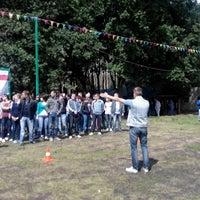 Photo taken at Пикник-парк Event by Роман E. on 6/28/2014