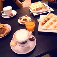 Photo taken at Tienda de Café by LaLa B. on 5/24/2015