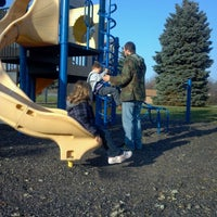 Photo taken at Clyde Community Park by Erica Z. on 11/10/2012