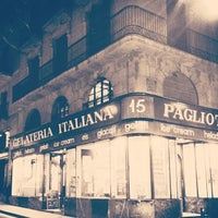 Photo taken at Pagliotta Gelateria Italiana by Cristina R. on 11/6/2013