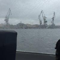Photo taken at Сызранский речной порт by Tanya S. on 9/17/2016