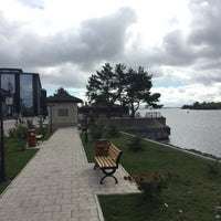 Photo taken at Сызранский речной порт by Tanya S. on 9/18/2016