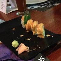 Photo taken at Sushi Itto by Aldo C. on 2/10/2013