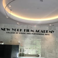 Photo taken at New York Film Academy Los Angeles by Hovik S. on 9/24/2016