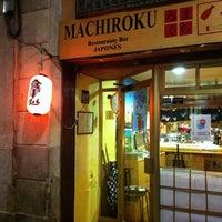 Photo taken at Machiroku by Xavi on 11/9/2012