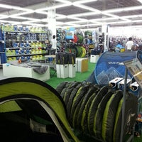 Photo taken at Decathlon by Carlos M. on 3/9/2013