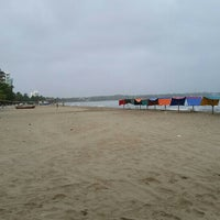 Photo taken at Playas Coveñas by marce on 3/26/2016
