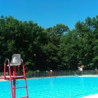 Photo taken at Colburn Pool by Paul S. on 7/1/2013
