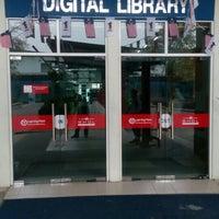 Photo taken at Siti Hasmah Digital Library by Puchong P. on 9/18/2015