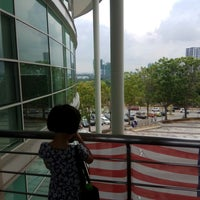 Photo taken at Chancellery Building, Multimedia University by Puchong P. on 8/28/2017