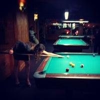Photo taken at SoHo Billiards by Blake R. on 9/16/2012