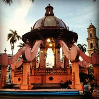 Photo taken at Plaza De Armas by Geyser A. on 2/29/2012