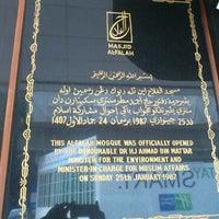 Снимок сделан в Al-Falah Mosque пользователем Gani P. 9/13/2012