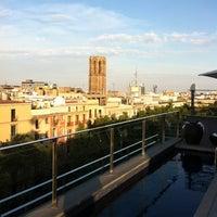 Foto tomada en Hotel Bagués por Montse M. el 6/9/2012