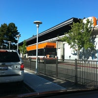 Photo taken at Orinda BART Station by Erica K. on 6/9/2012