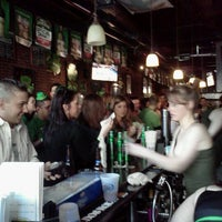 Photo taken at The Mad Hatter Pub & Eatery by Kellie B. on 3/17/2012