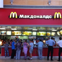Photo taken at McDonald's by Макс Г. on 8/7/2012