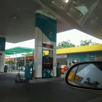 Photo taken at Petronas by Kthy l. on 6/16/2012