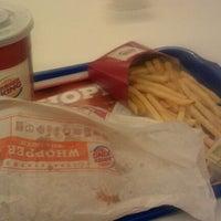 Photo taken at Burger King by Monsieur on 2/15/2012