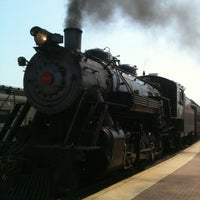 Photo taken at Strasburg Railroad by Leah S. on 6/29/2012