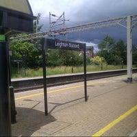 Photo taken at Leighton Buzzard Railway Station (LBZ) by Anthony C. D. on 7/11/2012