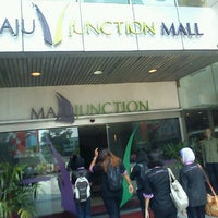 Photo taken at Maju Junction Mall by Syazwan M. on 6/18/2012