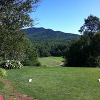 Photo taken at Eagle Mountain House & Golf Club by Alex H. on 8/6/2012