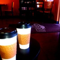 Photo taken at Mugs Coffee by Leo B. on 6/17/2012