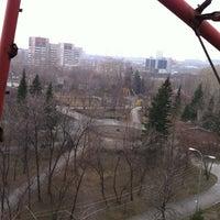 Photo taken at Аттракционы в Парке им. Кирова by Иван П. on 4/15/2012