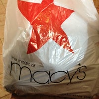 Photo taken at Macy's by Sebastian E. on 8/1/2012