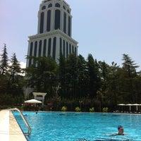 Снимок сделан в Sheraton Batumi Hotel пользователем Levan K. 6/10/2012